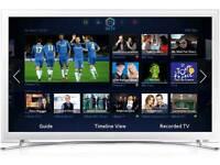 "Samsung Smart TV 32"" perfect condition with original box"