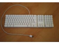 Apple Wired Keyboard A1048