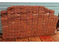 APPROX 400 BLOCK PAVING BRICKS AVAILABLE (nr Ipswich)