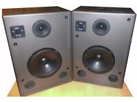 Court SN20 Studio Monitors RARE