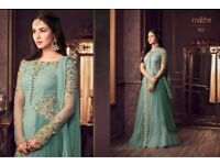 MASKEEN SHAYRA WHOLESALE HEAVY EMBROIDERED WESTERN SALWAR SUIT