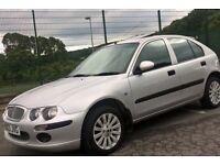 2003 Rover 25 1.4 Impression 5-door only 42000 miles !