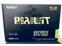 GTX 1060 6GB New