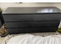 IKEA double chest of drawers