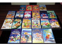 Disney VHS movies and others