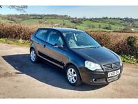 VOLKSWAGEN VW POLO MATCH TDI DIESEL 2009 (ONLY 53k MILES)