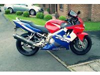 Honda CBR 600 F,
