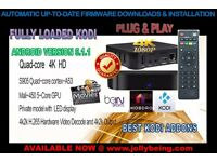 Latest OTT Smatek Quad-Core Cortex-A53 4K 1080p Android TV Box Fully Loaded Kodi 16.1 Jarvis
