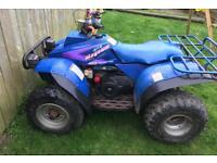 Polaris 4x4 farm quad (Honda, Suzuki, Yamaha, Kawasaki)