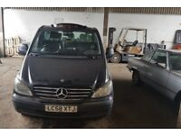 Mercedes-Benz Vito London Plated