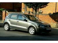 VW Polo 1.2 SE 70 .2011. Grey.