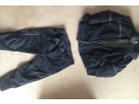 Hein Gericke Jacket and Trousers VGC