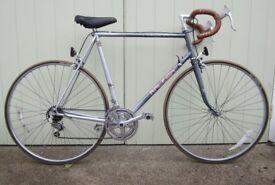 Raleigh Pulsar vintage road bike