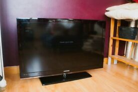 Samsung 40 inch 1920x1080HD LCD TV.
