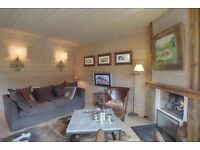 Beautiful and luxury chalet in Megeve Centre - 10 guests