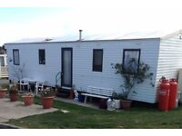 3 Bed 36 x 12 CARAVAN HIRE Cayton Bay, SCARBOROUGH