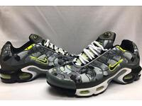 NEW NIKE TN TRAINERS SIZE 9 AND SIZE 8