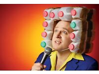 TIM VINE - HULL CITY HALL - 25TH MAY - 2 TICKETS - £35 EACH
