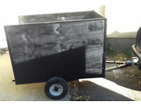 TRAILER 3 Ft x 5 Ft IDEAL GARDENING TIP RUNS AND MORE