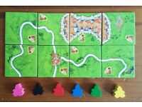 Carcassonne Mini Expansion 6 The Robbers