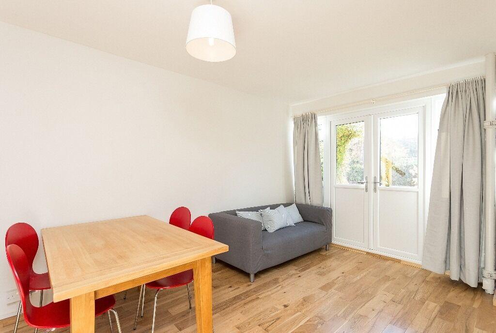 Newly refurbished one bedroom ground floor apartment, Clark Street E1.