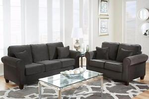 Price Reduced! Abbington Ash Sofa!