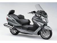 Looking for Suzuki Burgman 650