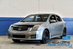 2007 Nissan Sentra SE-R **LIQUIDATION** XTRONIC, TOIT OUVRANT, A