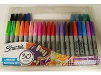 Brand New 30pk sharpie pens 4 sale
