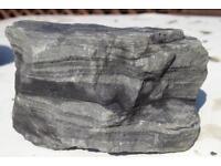 22kg Decorative Stone - Rock Aquarium Vivarium Garden Rockery Fish Reptile