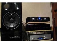 * Behringer A500 Amplifier
