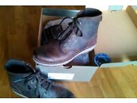 TIMBERLAND KIDDER HILL BOOTS SIZE 5, WORN ONCE, LIKE NEW