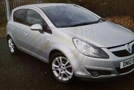 **Vauxhall Corsa SXi - 5 door*Silver* 2010**