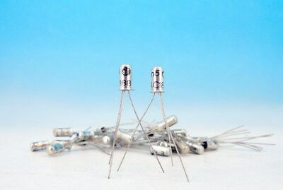 5x Ac188 Tungsram Germanium Pnp Fuzz Guitar Effect Transistors Ac128 2n2706
