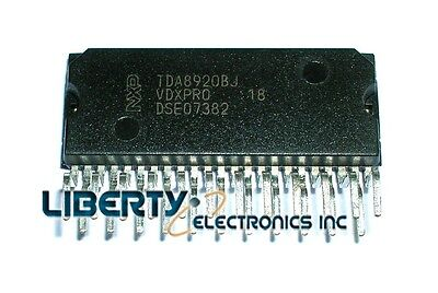 New Power Amplifier Integrated Circuit Tda8920bj