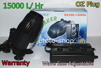 Resun Waver-15000A Aquarium Wave Maker Powerhead Marine Fish Tank 15000LPH