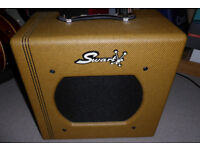 SWART TWEED SPACE TONE REVERB 1 X 12 COMBO. P/X POSSIBLE.