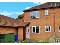 1 bed semi detached house available for immediate let.