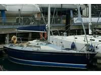 Sailing Boat For Sale - Ron Holland Golden Shamrock 30 Yacht