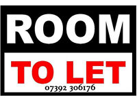 LARGE ROOM TO RENT / LET - LUTON TOWN CENTRE - AVAILABLE NOW!!