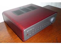 Quad Vena Integrated Amplifier in a Deluxe Rosewood finish