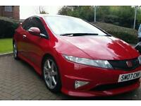 Honda Civic Type R 2008 83000 miles long mot documented service history
