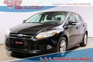 2012 Ford Focus SEL A/C BLUETOOTH MAGS