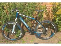"Brand NEW 19"" Aluminium Mountain Bike 11.7kg RRP 1099"