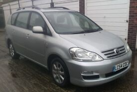 T-Z CARS PRESENT A 2004 TOYOTA AVENSIS VERSO 2.0 D-4D 7 SEATER 1 OWNER SERVICE HISTORY WARRANTY