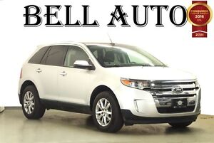 2011 Ford Edge SEL PANORAMIC ROOF LEATHER INTERIOR