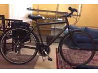 Raleigh Pioneer 1 Men Hybrid Bike for Sale/negotiable