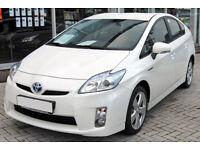 TOYOTA PRIUS PCO CAR FOR H I R E U.B.E.R