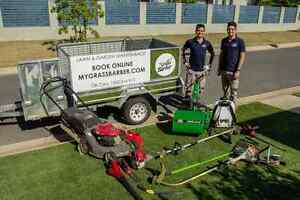 My Grass Barber - Successful Lawn Care Business for Sale Carindale Brisbane South East Preview