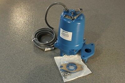 Goulds Ws1537bhf Model 38887bhf Submersible Sewage Pump 575 Volts